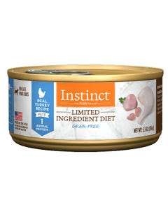 Instinct Limited Ingredient Diet Real Turkey Recipe for Cats