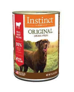 Instinct Original Real Beef Recipe