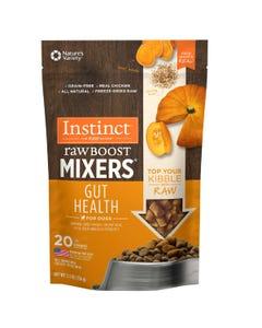 Instinct Raw Boost Mixers Gut Health