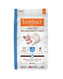Instinct Limited Ingredient Diet Grain-Free Recipe with Real Turkey