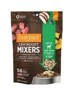 Instinct Raw Boost Mixers Grass-Fed Lamb Recipe