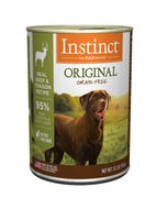 Nature's Variety Instinct Original Cans - Venison