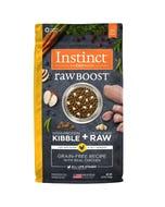 Instinct Raw Boost Grain-Free Recipe with Real Chicken