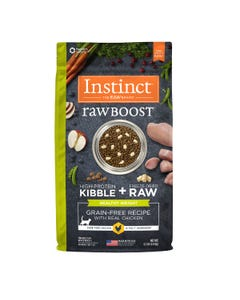 Instinct Raw Boost Grain-Free Recipe with Real Chicken for Healthy Weight for Cats