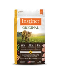 Nature's Variety Instinct Chicken Cat Food