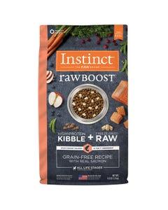 Instinct Raw Boost Grain-Free Recipe with Real Salmon