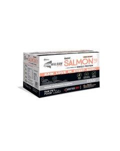 Iron Will Raw Pet Food - Basic Salmon