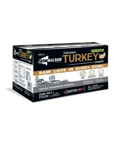 Iron Will Raw Pet Food - Original Turkey