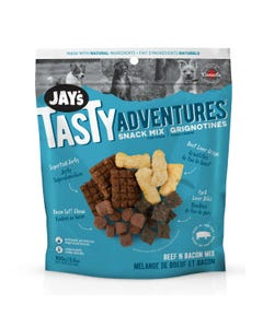Jay's Tasty Adventure Snack Mix Dog Treats - Been n Bacon Mix