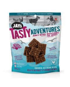 Jay's Tasty Adventure Dog Treats - Chicken & Sea Veggie Recipe