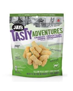 Jay's Tasty Adventure Dog Treats - Yellow Pea & Beef Liver