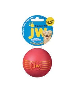 JW iSqueak Rubber Ball