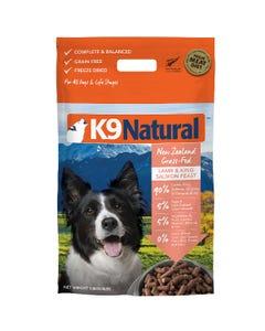 K9 Natural Raw Freeze Dried Lamb & Salmon Feast