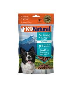 K9 Natural Hoki & Beef Feast Topper