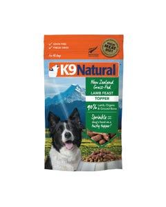 K9 Natural Lamb Feast Topper