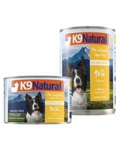 K9 Natural Chicken Feast Canned Dog Food