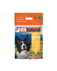 K9 Natural Freeze Dried Chicken Feast Dog Food