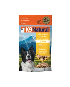 K9 Natural Chicken Feast Topper