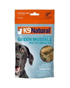 K9 Natural New Zealand Green Mussels Healthy Snacks