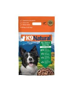 K9 Natural Freeze Dried Lamb Feast Dog Food