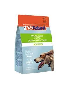 K9 Natural Freeze Dried Lamb Green Tripe Dog Food