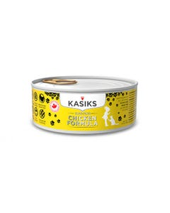 Kasiks Cage-Free Chicken Canned Cat Formula - 5.5 oz.