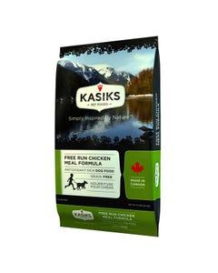 Kasiks Free Run Chicken Meal Formula