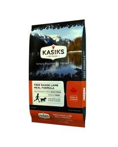 Kasiks Free Range Lamb Meal Formula