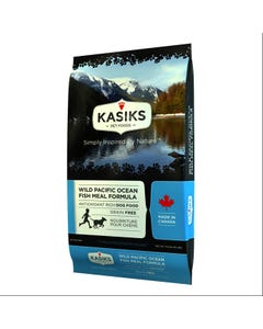Kasiks Wild Pacific Ocean Fish Meal Formula