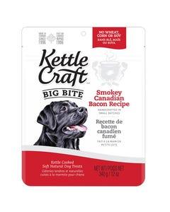 Kettle Craft Big Bite Smokey Canadian Bacon Treats - 12 oz.