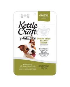 Kettle Craft Small Bite Prairie Tripe & Liver Treats - 6 oz.