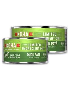 KOHA Limited Ingredient Cat Food - Duck Pâté