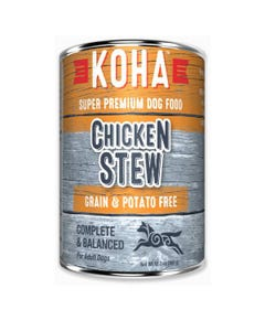 KOHA Dog Food - Chicken Stew