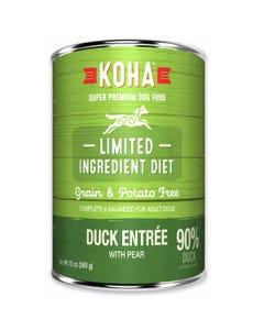 KOHA Limited Ingredient Dog Food - Duck Entrée