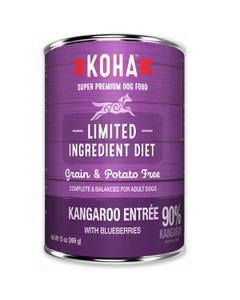 KOHA Limited Ingredient Dog Food - Kangaroo Entrée