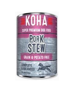 KOHA Dog Food - Pork Stew