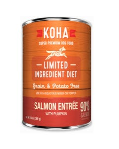 KOHA Limited Ingredient Dog Food - Salmon Entrée