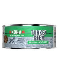KOHA Cat Food - Turkey Stew