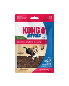 KONG Bites Beef Dog Treats