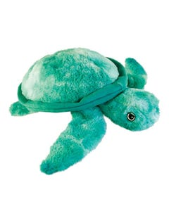 KONG SoftSeas Turtle Dog Toy - Actual