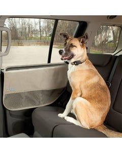 Kurgo Car Door Guard - Khaki