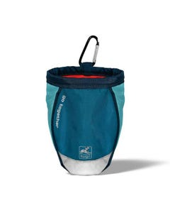 Kurgo Go Stuff it - Dog Treat Bag - Coastal Blue
