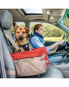 Kurgo Heather Booster Dog Seat
