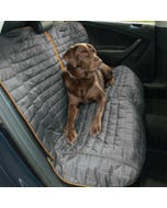 Kurgo Reversible Loft Bench Seat Cover - Grey