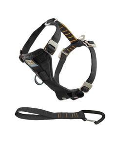 Kurgo Enhanced Strength Tru-Fit Dog Car Harness - Black