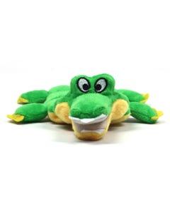 Kyjen Squeaker Mat, Mini - Gator