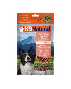 K9 Natural Lamb & King Salmon Feast Topper