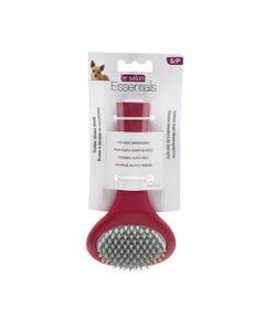 Le Salon Essentials Rubber Slicker Brush - Small