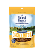 Natural Balance Limited Ingredient Diets Chewy Bites - Duck