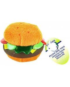 Lil Pals Plush Hamburger Toy